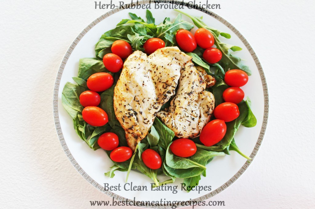 clean eating dinner idea