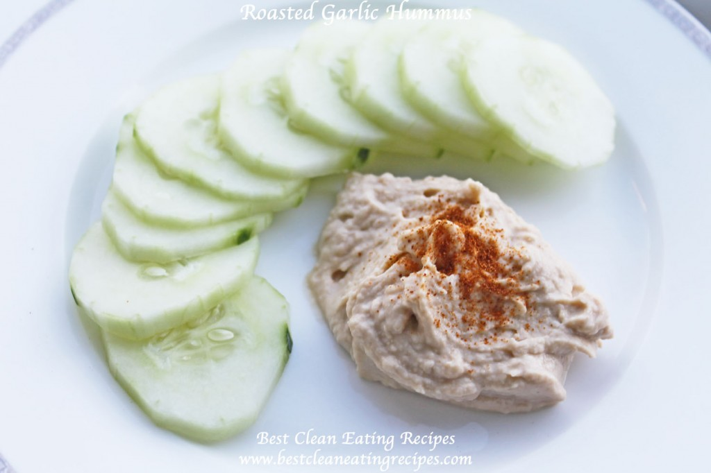 clean eating snack recipe