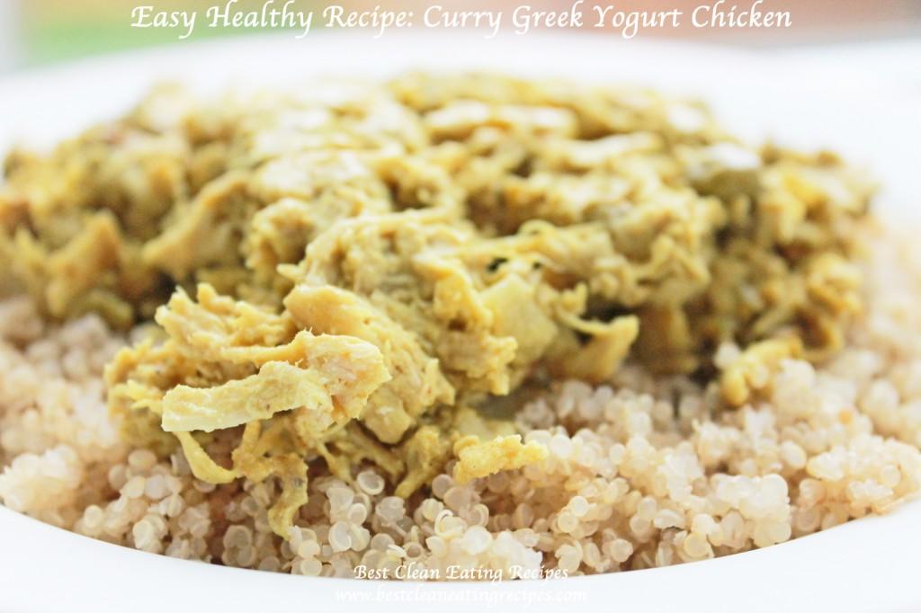 easy healthy recipe 2