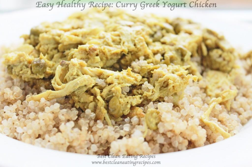 easy healthy recipe 8