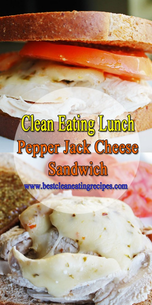 clean eating sandwich
