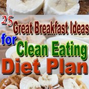 great breakfast ideas for clean eating diet