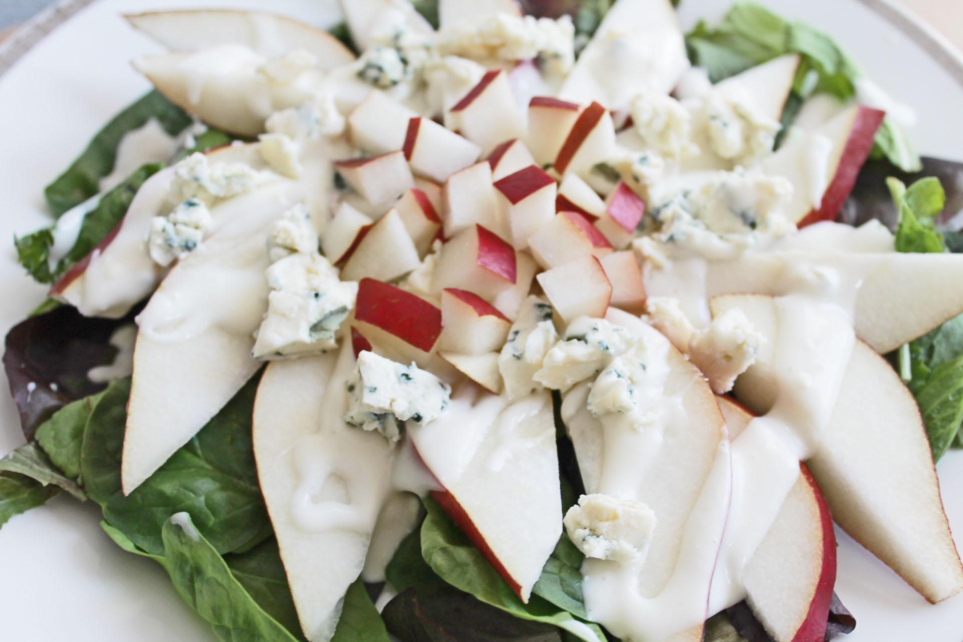 Pear-y Delicious Salad